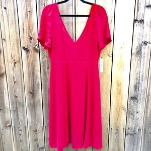 NWT! - Reformation Red Dress